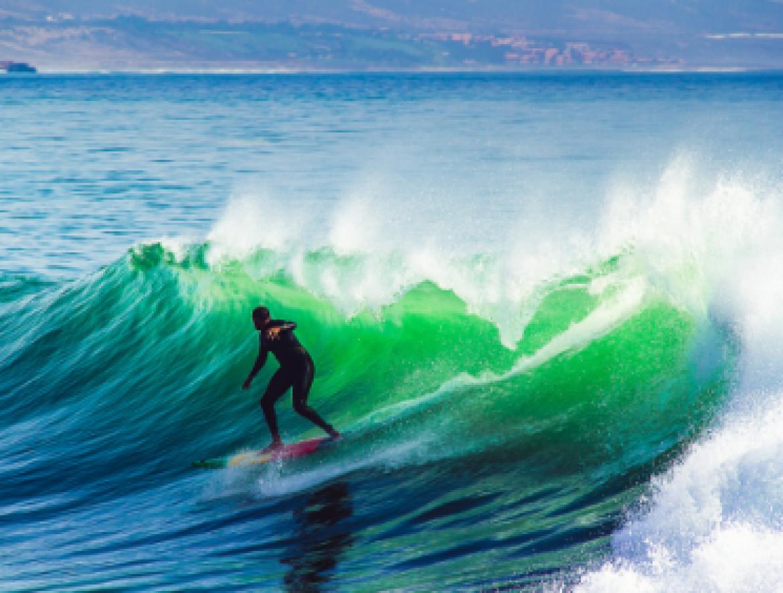 Surfguiding Safaris